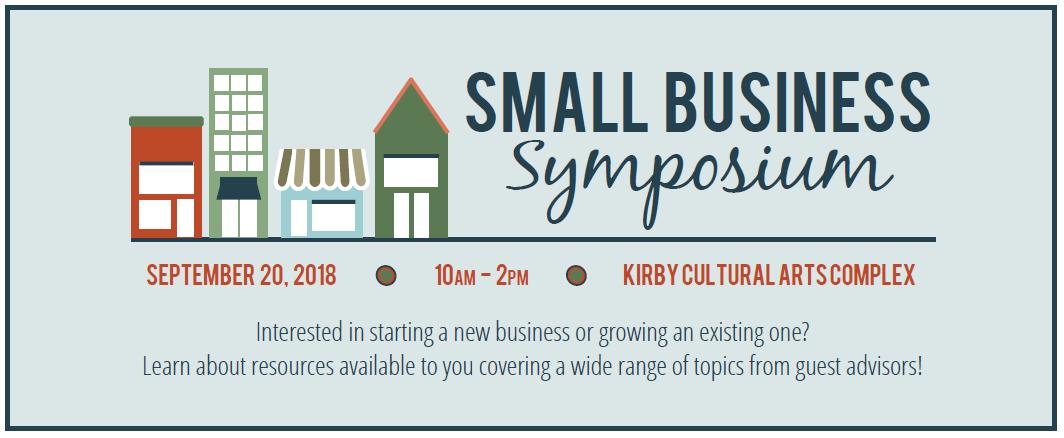 SMS Business Symposium ad