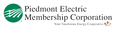 Piedmont Electric Membership Corporation, Your Touchstone Energy Cooperative logo