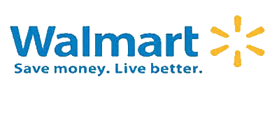 Walmart Save money. Live better. logo